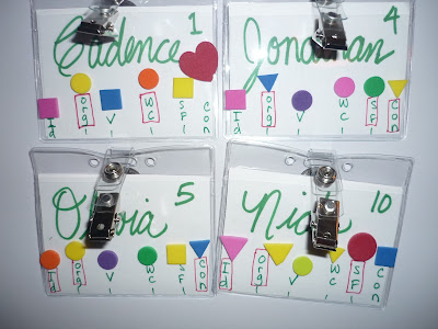 Multiple Uses of Name Badge Holders