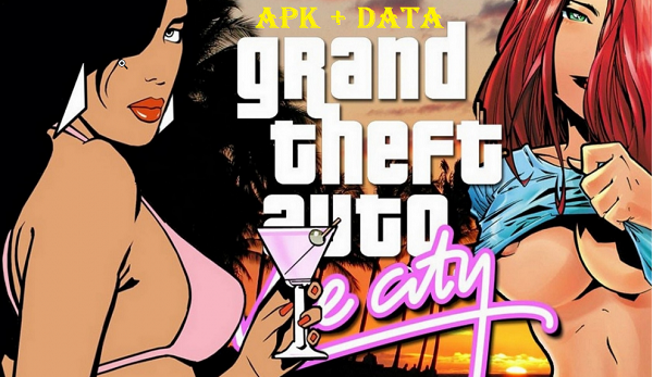Download GTA Vice City APK Data for Android Game