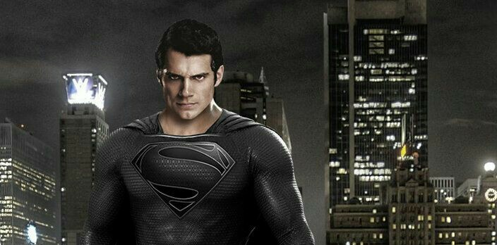 Justice League Product Hint At Superman's Black Costume.