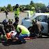Con simulacro de accidente buscan evaluar respuesta coordinada de equipos de emergencia