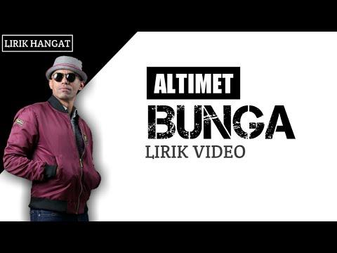lirik lagu Bunga Altimet