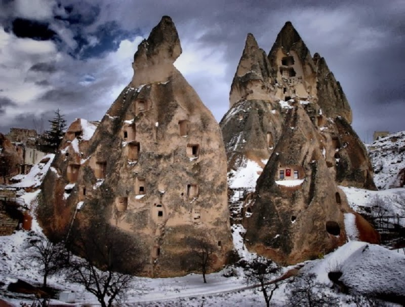 2. Cappadocia, Central Anatolia, Turkey - Top Fairy Tale Places You Must See