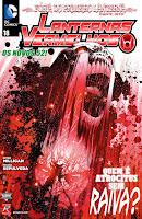 Os Novos 52! Lanternas Vermelhos #18