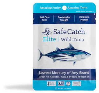sustainable seafood, skipjack tuna, mercury testing