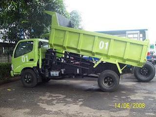 truk hino dutro dump 7 kubik surabaya