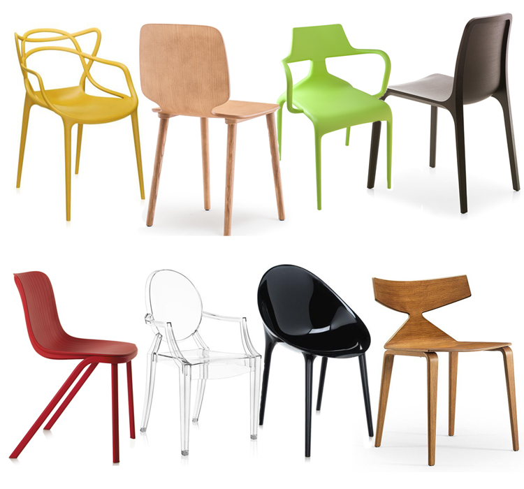 Come abbinare le sedie giuste al tavolo tulip arredamento facile - Sedie da abbinare a tavolo in legno ...