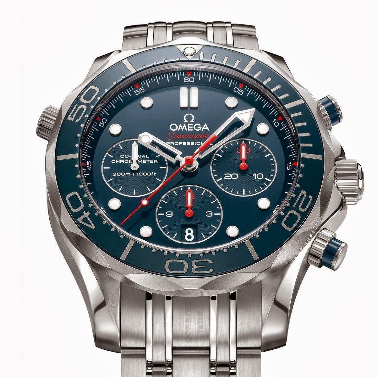 Omega: Seamaster