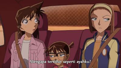 Detective Conan Episode 838 Subtitle Indonesia