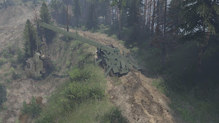 Map Level planz extreme 4x4 spintires 03.03.16
