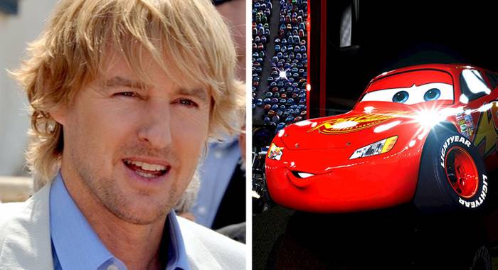 Lightning McQueen, Cars Voice