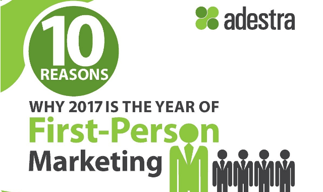 10 Reasons Why 2017 is the Year of First-Person Marketing