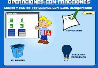 http://www.accedetic.es/fracciones/fracciones/sumaryrestar.html