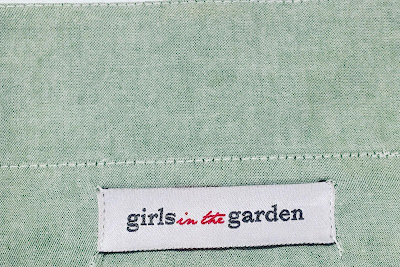 Dutch Label Shop for Girls in the Garden