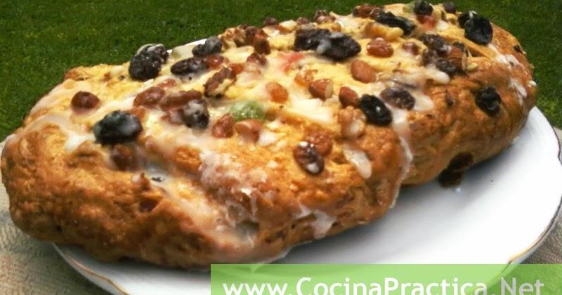 Cocina pr ctica receta de pan dulce r pido for Cocina practica