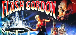 Flash Gordon Banner
