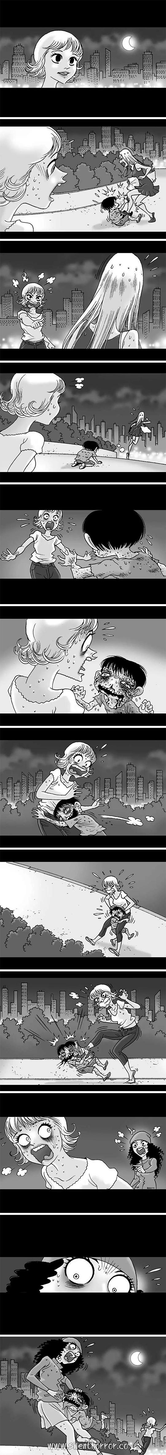Silent Horror chap 127: Thằng bé quái đản