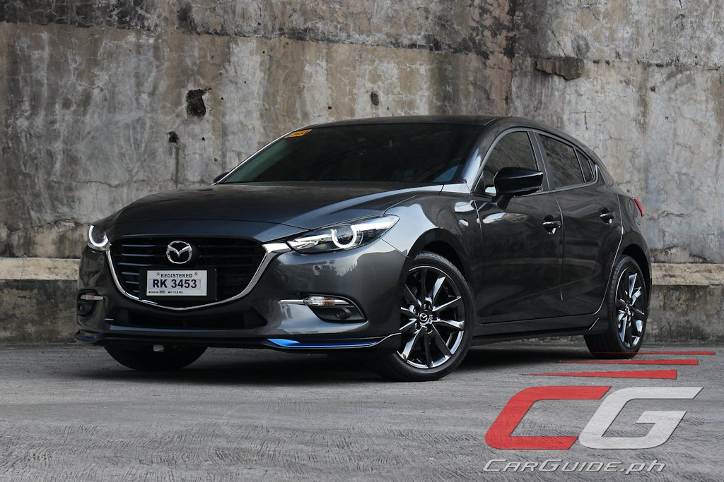 2017 mazda3 speed long term test update 1 philippine car news car reviews and prices. Black Bedroom Furniture Sets. Home Design Ideas
