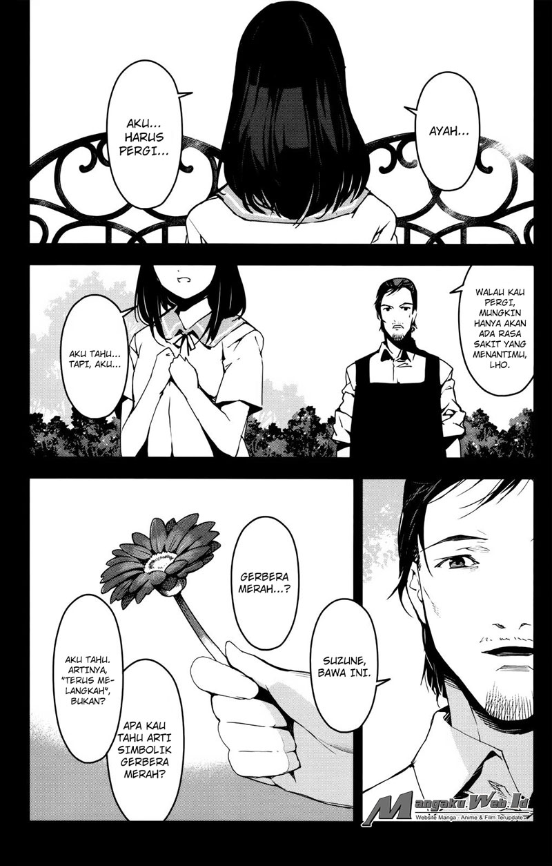 Darwin's Game Chapter 32-40