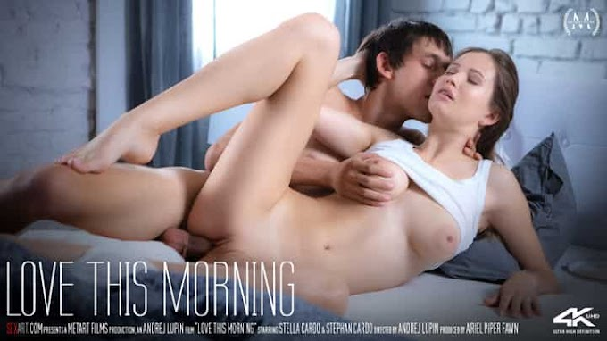 Stella Cardo in Love This Morning - Sex Art