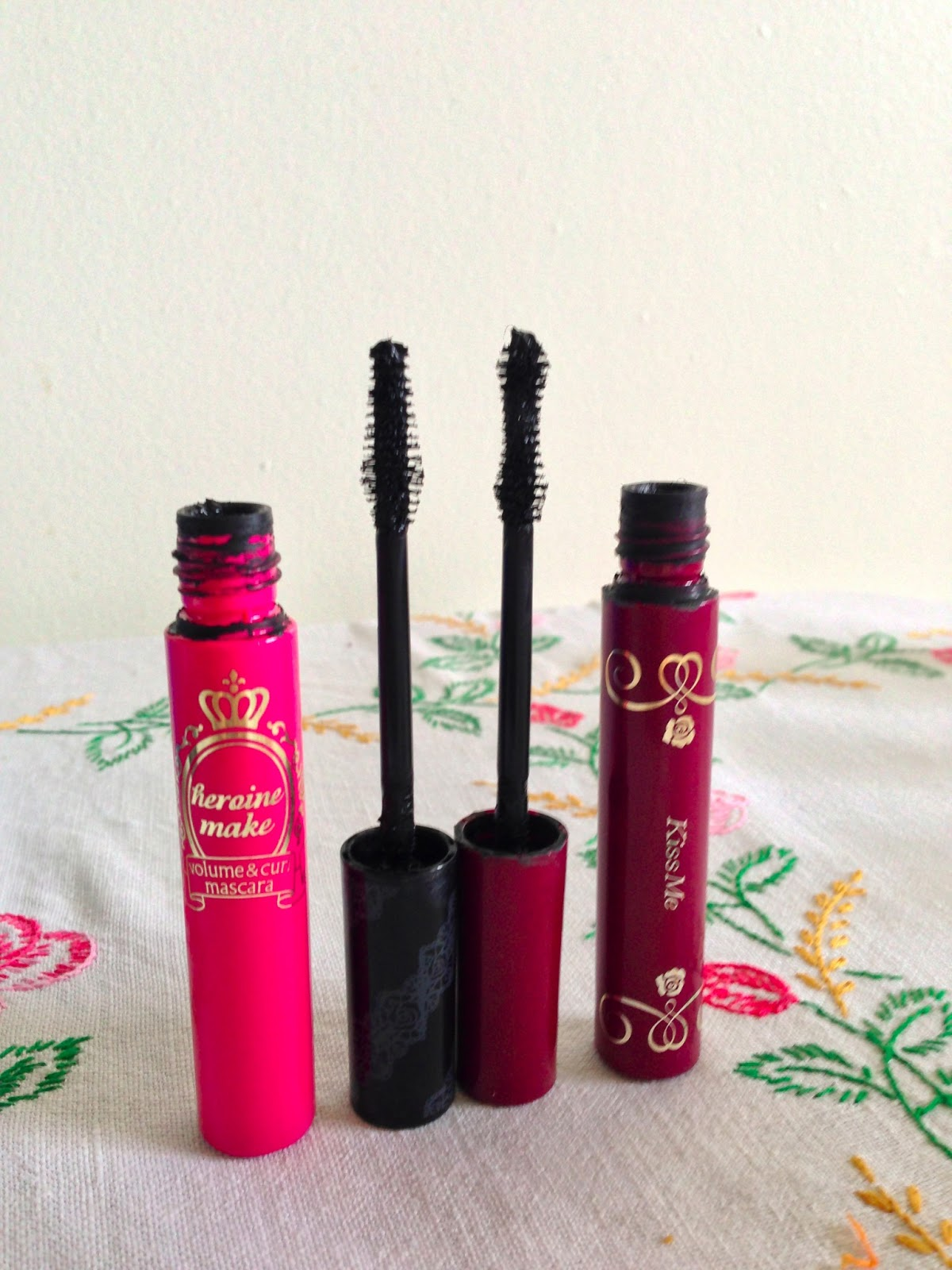 Kiss me mascara remover review