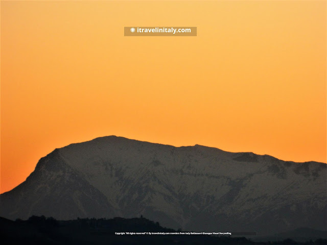 "The Sibillini Mountains Copyright ""All rights reserved"" © By itravelinitaly.com travelers from Italy Baldassarri Giuseppe Visual Storytelling"