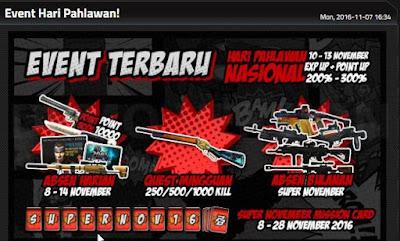 event-terbaru-pb-garena-hari-pahlawan-10-november