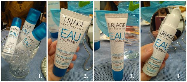 uriage_hidratación