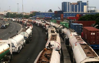 No Oil Tanker Or Trailer Is Allowed Into Lagos Between Friday And Saturday - FRSC