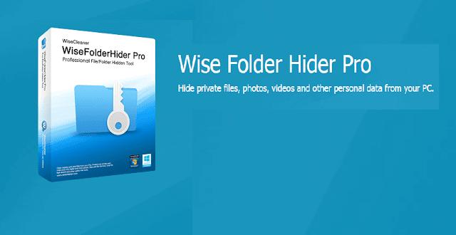 تحميل برنامج Wise Folder Hider Pro لتشفير واخفاء الملفات + التفعيل