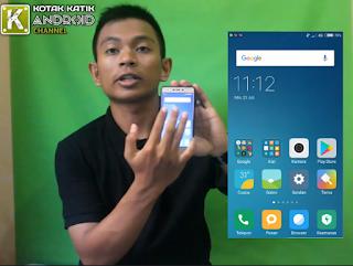 Cara ScreenShot Layar Hp Android Hanya Dengan Sentuhan 3 Jari