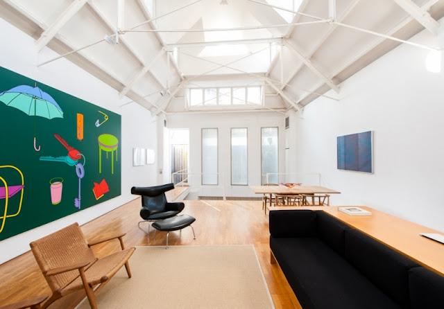 Simplicity Love Highgate Road Studio London John Pawson