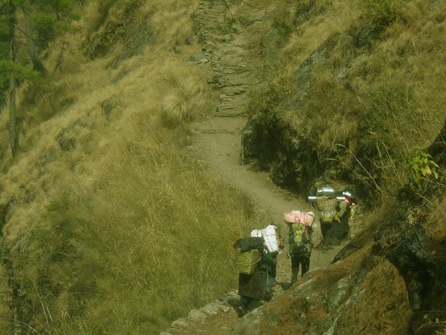 dreamy Manaslu trekking Nepal