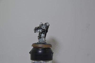 Luna Wolf Legionaire (WIP)