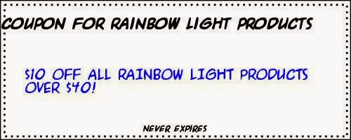 Rainbow Light Coupon Code