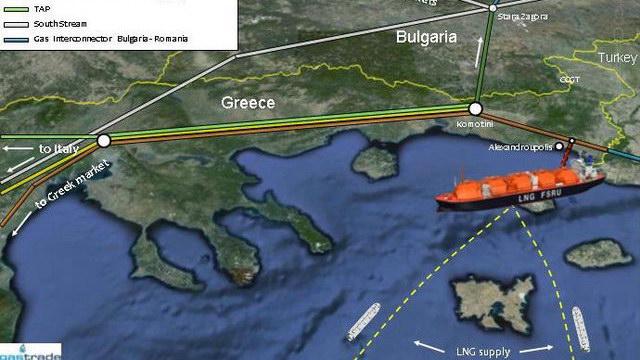 Απάντηση Δήμου Αλεξανδρούπολης για το θέμα της ενημέρωσης των πολιτών για τον τερματικό σταθμό LNG