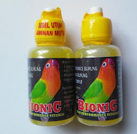 Bionic Lovebird High Performance 35ml