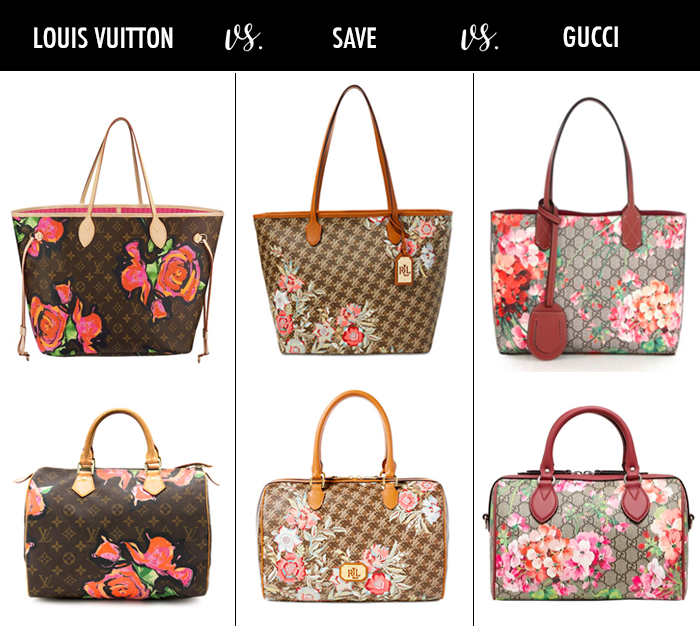 I Had My Post All Ready Today And Then Spotted These Save Bags That Looks So Much Like The Por Louis Vuitton Neverfull Tote