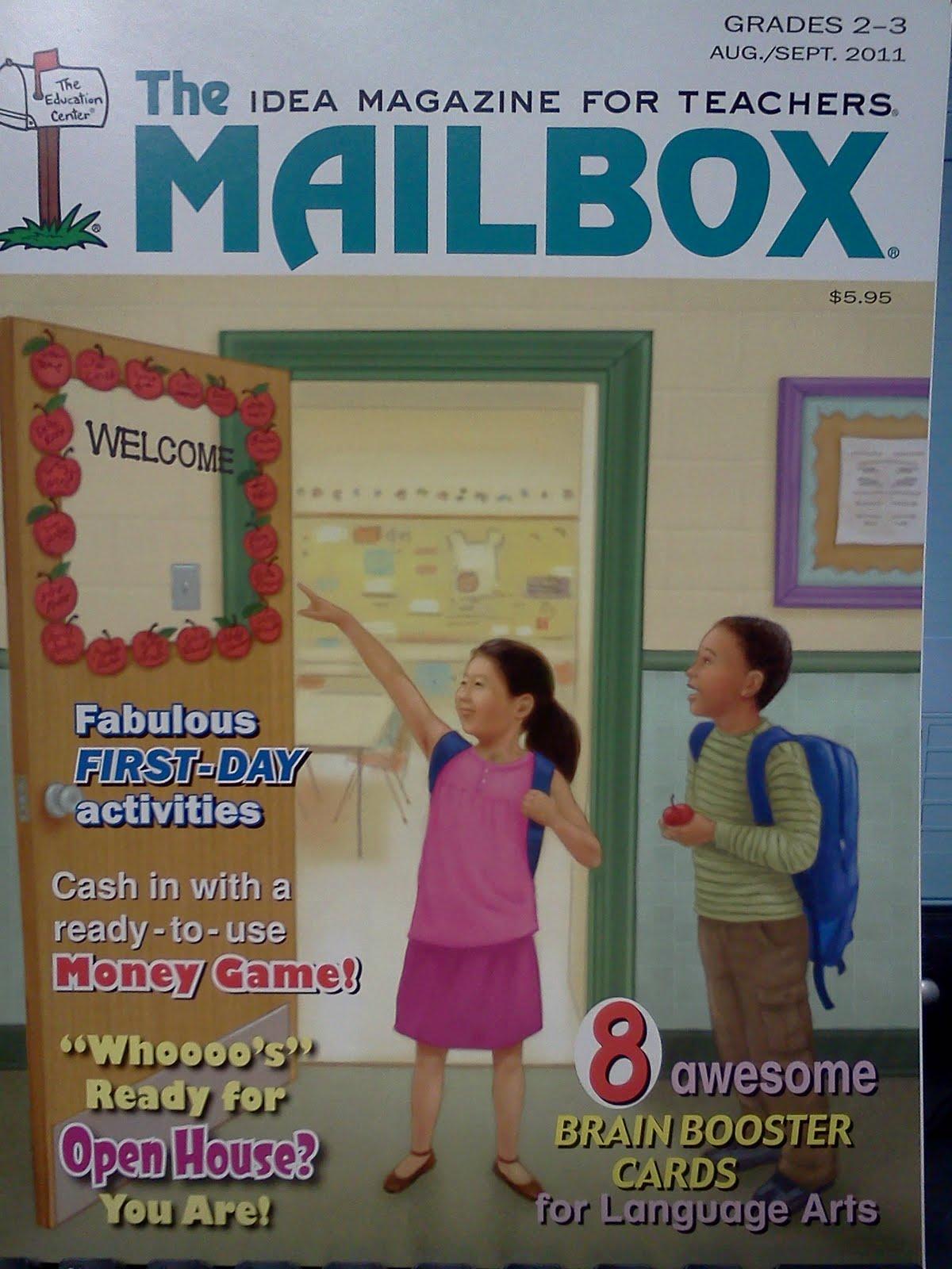 Abc Amp Toy Zone The Mailbox Bimonthly Magazine