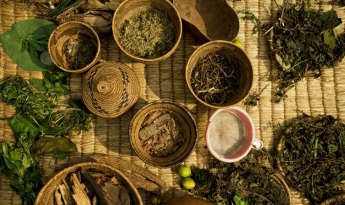 Traditional African medicine