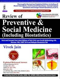 Review of Preventive and Social Medicine (Including Biostatistics) - 8th Edition