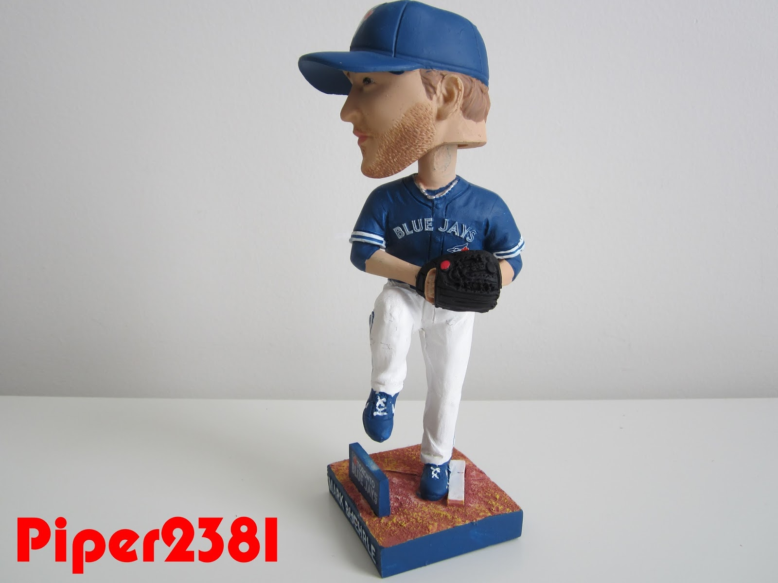 7f8cb709d33 The quality of bobbleheads from BDA Inc. keeps getting better and better as  Buehrle is displayed winding up for a pitch. The details included on the  figure ...