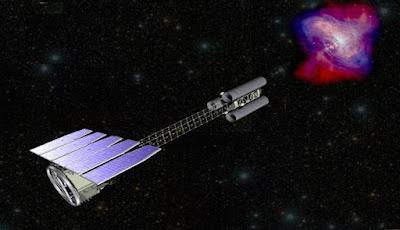 NASA Luncurkan Teleskop X-ray Luar Angkasa Terbaru
