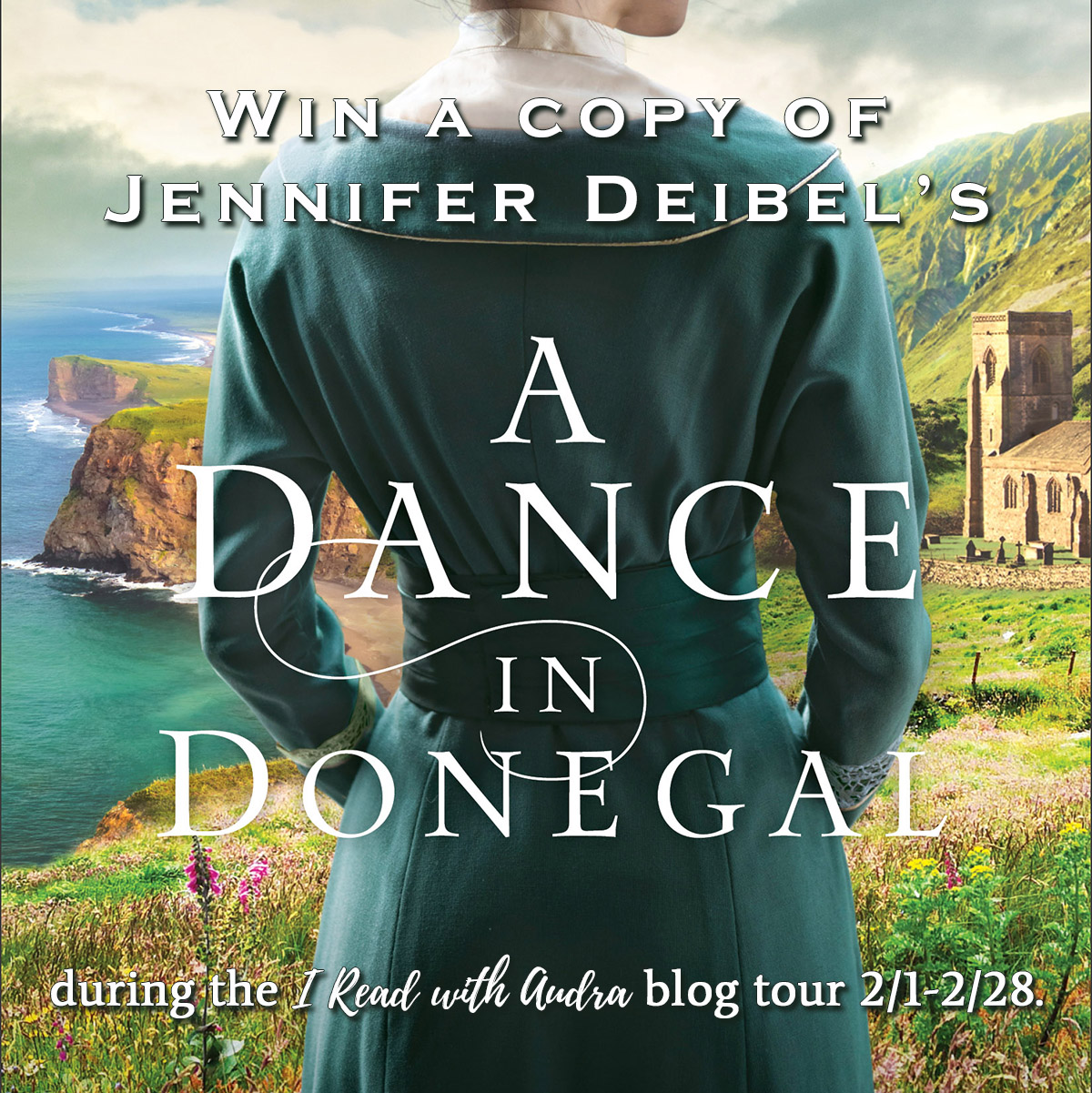 Win a copy of A Dance in Donegal
