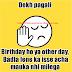 Pagali Akad Attitude Whatsapp Status
