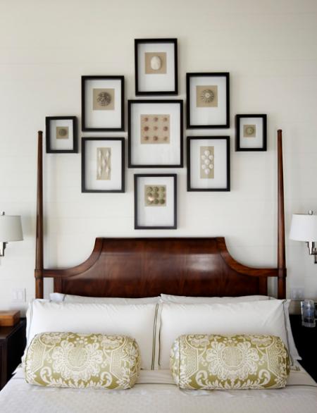 J k homestead neutral wednesday - Over the bed art ...