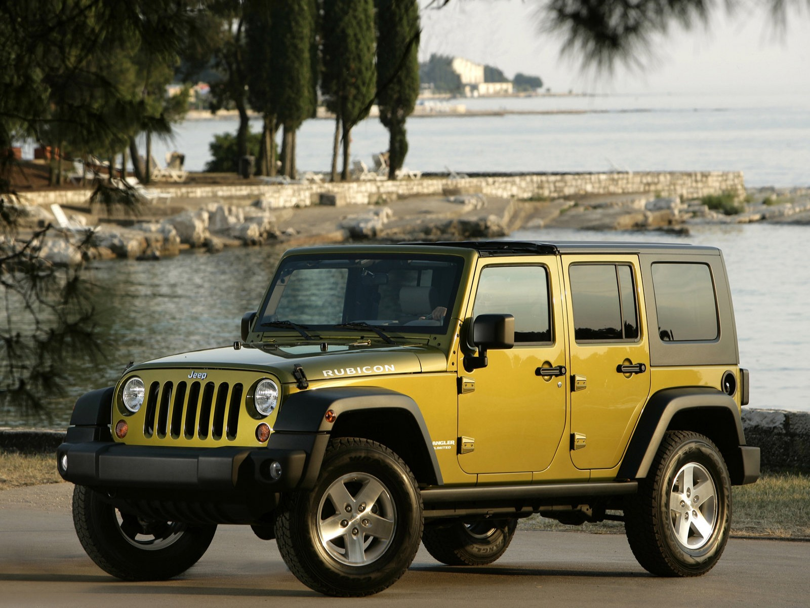 Car Pictures: Jeep Wrangler Unlimited 2007