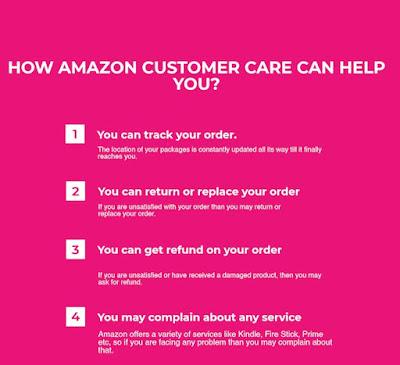 Amazon Customer Care