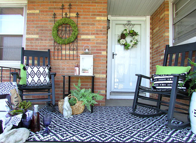 Outdoor space decorating ideas