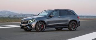 2018 Mercedes-AMG GLC 63 S 4Matic rear