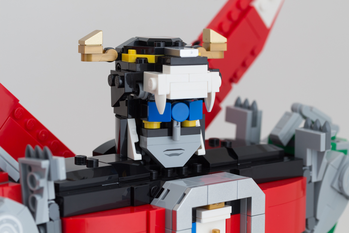 lego ideas 21311 voltron the parts new elementary a. Black Bedroom Furniture Sets. Home Design Ideas